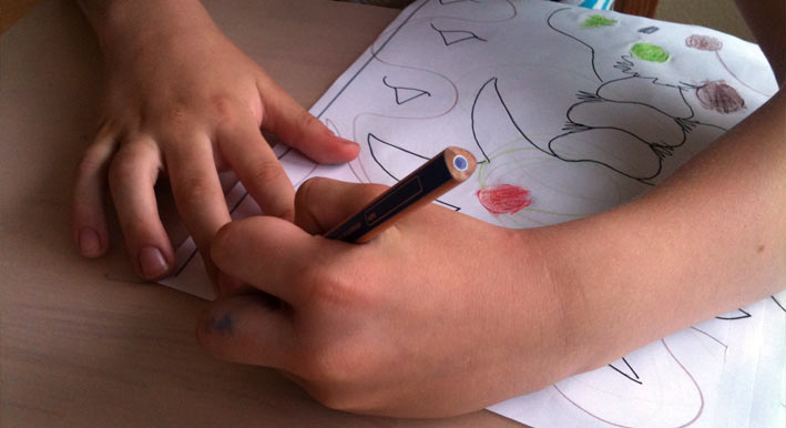 hand finger motorik entwicklung